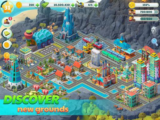 Town City - Village Building Sim Paradise Game 4 U screenshot 8