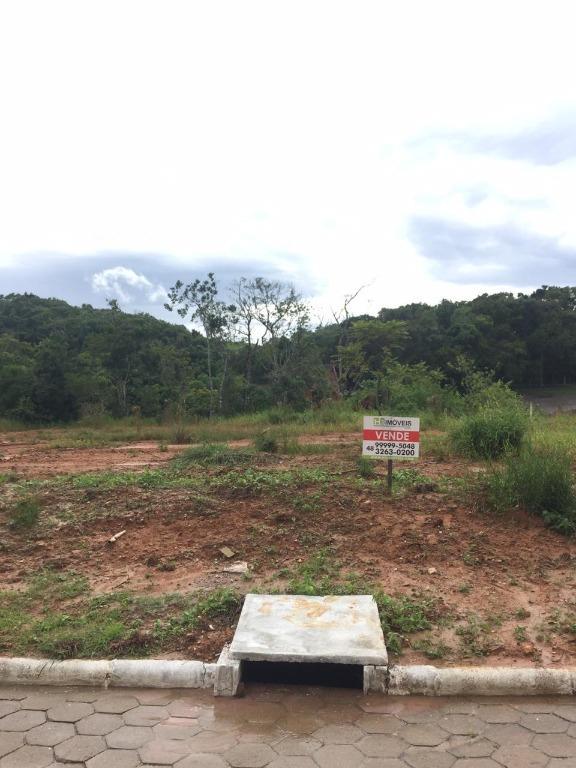 Terreno à venda, 360 m² - Cobre - Canelinha/SC