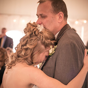 Father, Daughter Dance by Steph Doyle - Wedding Reception