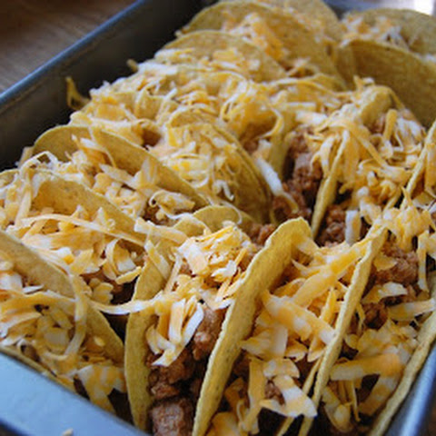 Oven Tacos & Homemade Taco Seasoning