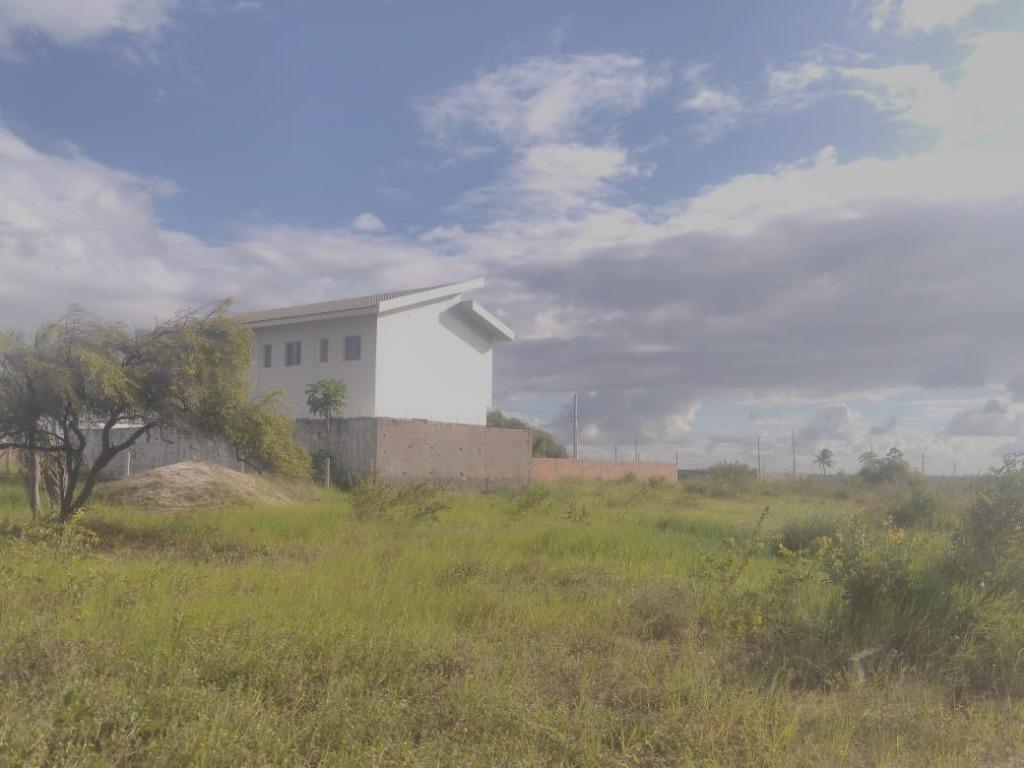 Terreno à venda, 200 m² por R$ 39.950 - Cidade Balnearia Novo Mundo - Conde/PB