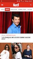 Screenshot of Paris Match Actu