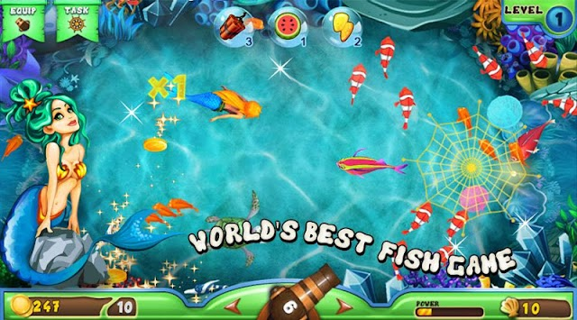 Fish Shooting - Fish Hunter - Fish Shooter APK screenshot thumbnail 8