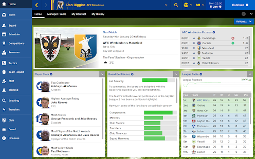 Download Football Manager Touch 2016 APK to PC | Download ...