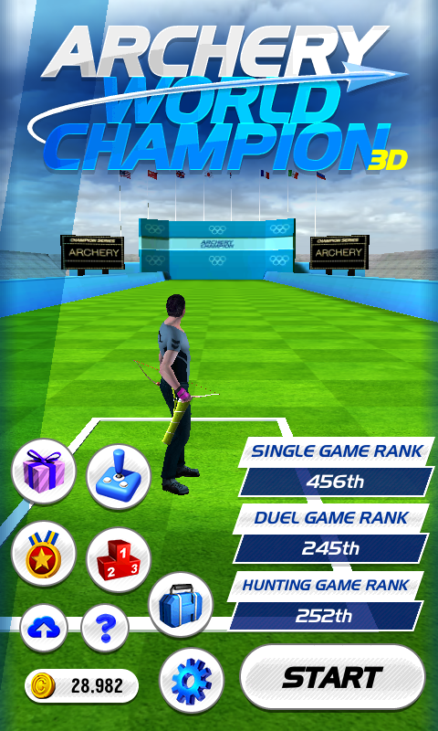 Archery World Champion 3D Screenshot 0