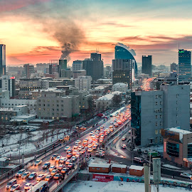 by Boldbaatar Tsend - City,  Street & Park  Skylines