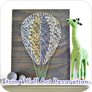 Download String Wall Art Decorations For PC Windows and Mac