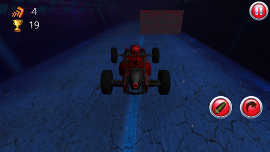Buggy Tunnel Survive 3D - screenshot