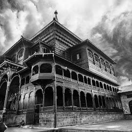 Khanqah of Shah Hamdan by Nazmul Islam Tipu - Buildings & Architecture Public & Historical ( khanqah of shah hamdan, khanqahi shahi hamdan, kashmir, shahi hamdan, shahe hamdan )