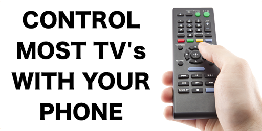 TV Remote Control Pro screenshot 1