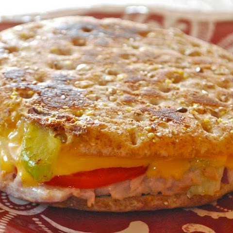 Easy Tuna Melt