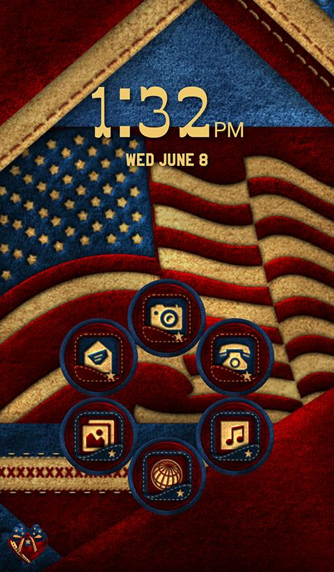 TSF NEXT AMERICAN THEME 4 JULY Screenshot 6