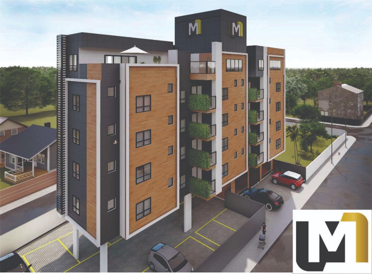 Apartamento com 2 dormitórios à venda, 58 m² por R$ 185.982,16 - São Jose - Itapoá/SC