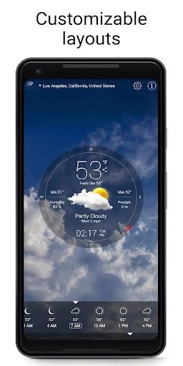 Weather Live Free screenshot 1