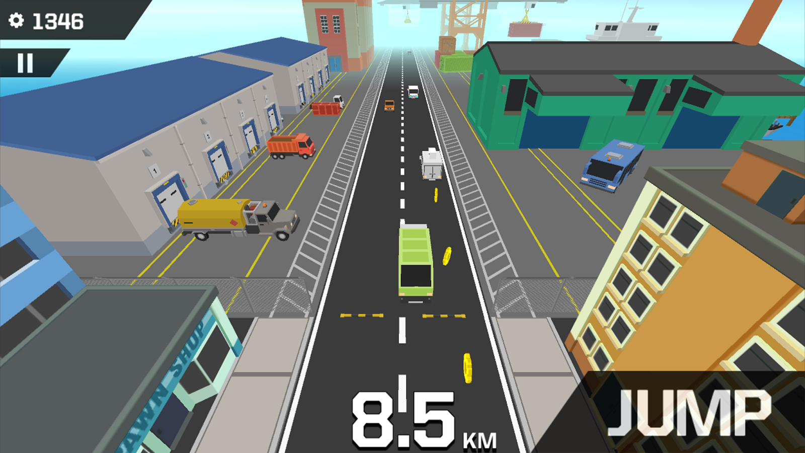Nitro Dash Screenshot 1