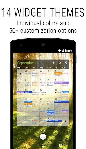 Business Calendar 2 screenshot 5