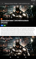Screenshot of Jeuxvideo.com - PC et Consoles