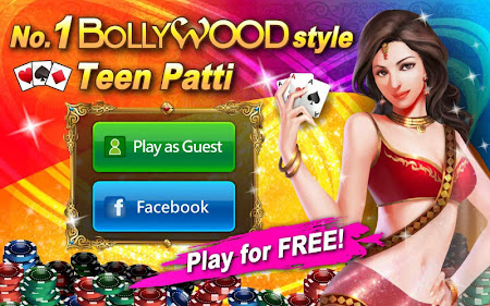 Teen Patti - 3 Patti 1.3.7 screenshot 507673
