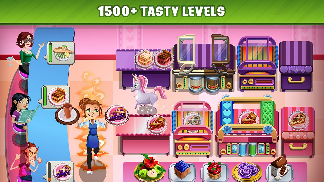COOKING DASH Screenshot 1