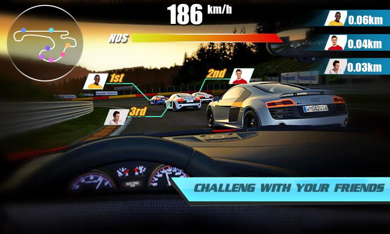 Real Speed Car Racing Screenshot 2