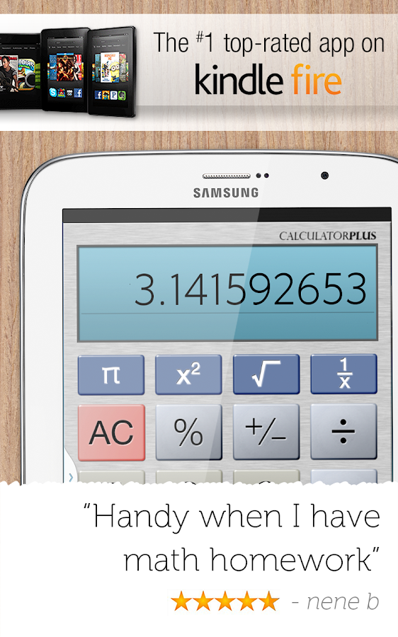 Calculator Plus Screenshot 8