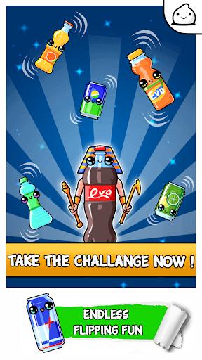 Bottle Flip Evolution - 2k18 Idle Clicker Game