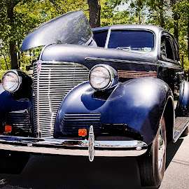 Classic by Nancy Senchak - Transportation Automobiles