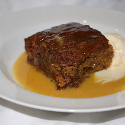 Sticky Date and Macadamia Nut Pudding