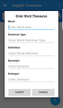 English Thesaurus By EagleInc Thesaurus APK screenshot thumbnail 7