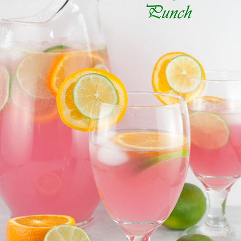 Sangria Punch {Kid-Friendly}