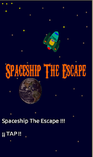 "Nave Espacial ""The Escape"" - screenshot"