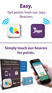 Jayu Rewards - screenshot