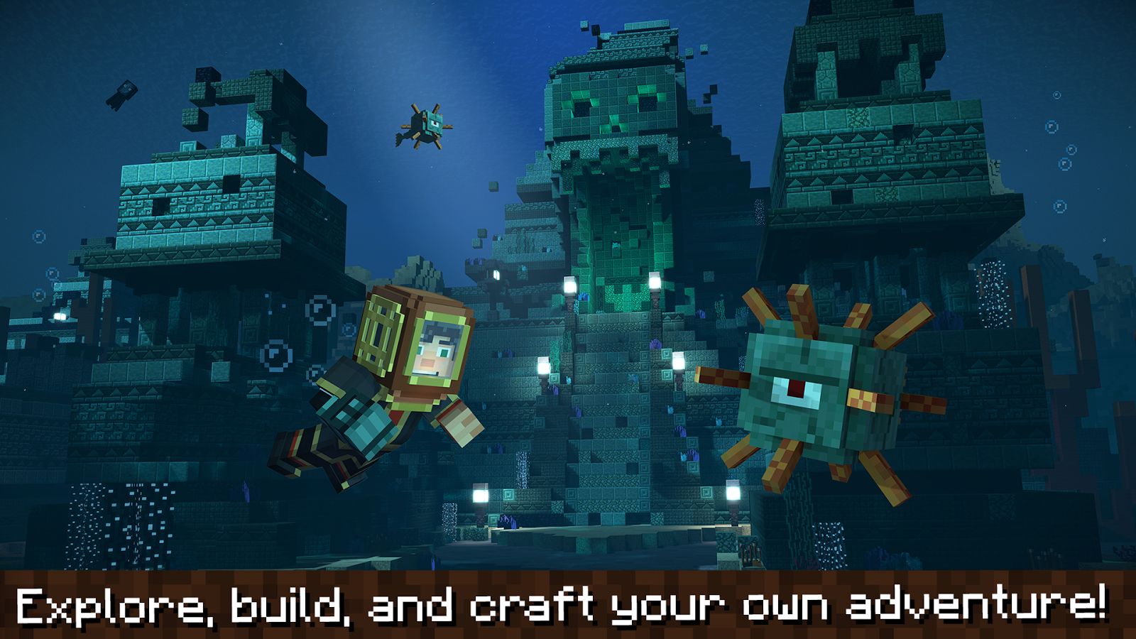 Minecraft: Story Mode - Season Two Screenshot 11