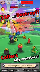 TAP TAP GRAFFITI - screenshot