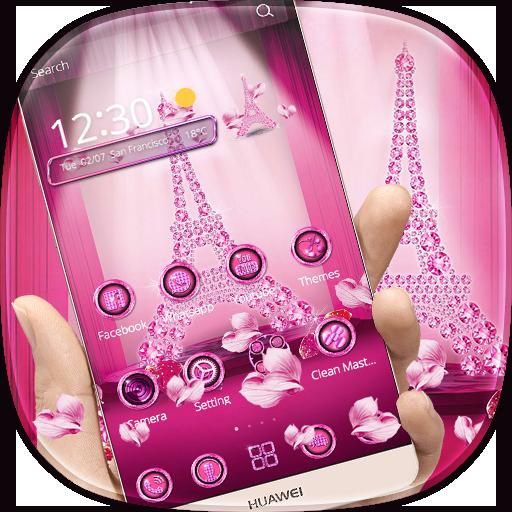 Love Paris Diamond Theme (app)