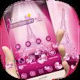Love Paris Diamond Theme