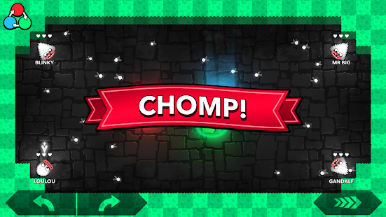 King Chomp!