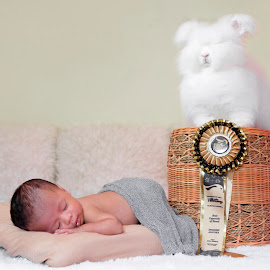 Slepp with my baby award by Dedi Triyanto  - Babies & Children Babies