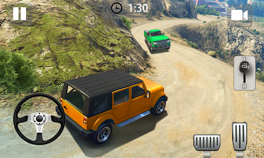 Off-road Driving Simulator for pc