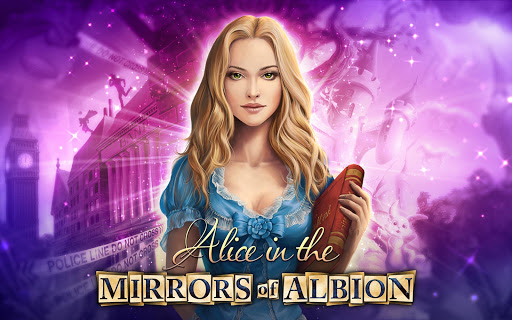 Alice in the Mirrors of Albion - screenshot