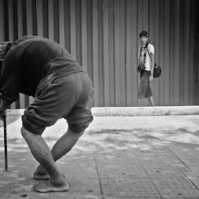 homeless by Firdaus Hadzri - People Street & Candids ( penang, malaysia, street photography, firdaus hadzri )