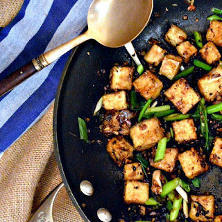 Black Pepper Tofu or Intermission