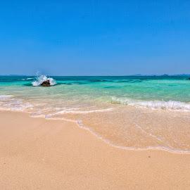 Andaman Sea, Thailand by Eduard Andrica - Uncategorized All Uncategorized