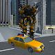Futuristic Robot Taxi