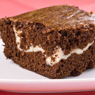 Brownies With Cream Cheese And Strawberries Recipes