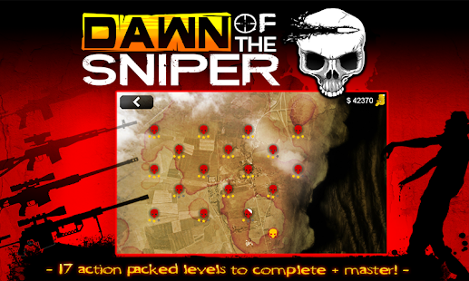 Dawn Of The Sniper- screenshot thumbnail