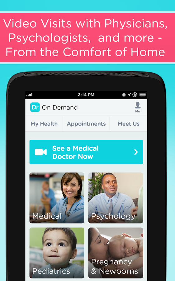 Doctor On Demand Screenshot 4