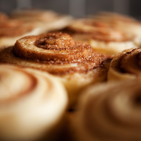 Magically Delicious Cinnamon Rolls