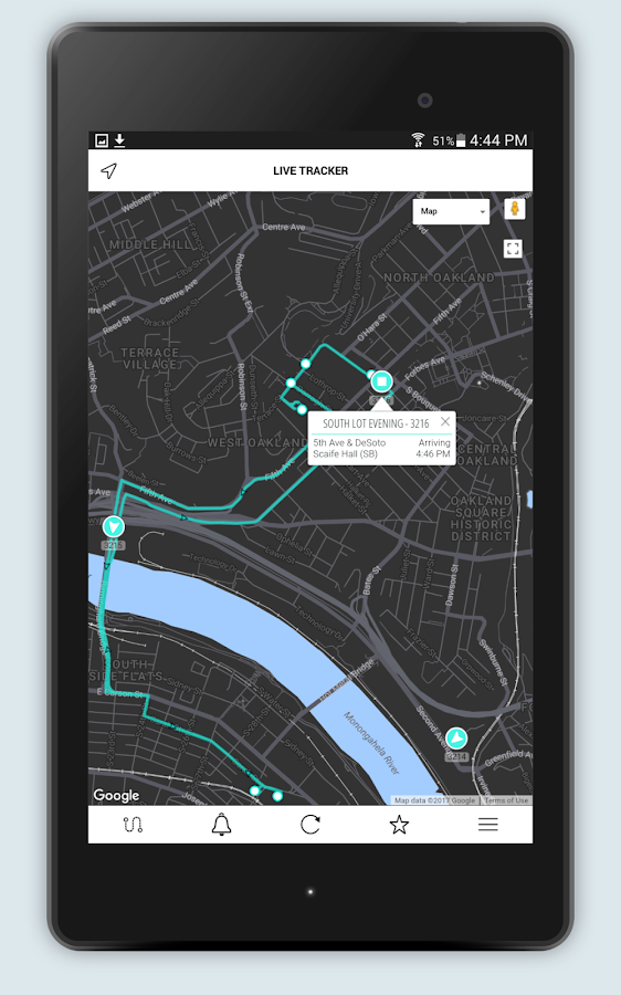 Upmc Shuttle Android Apps On Google Play