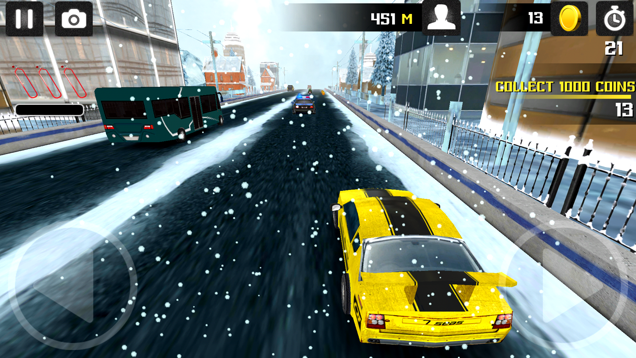 Car Racing Mania 2016 Screenshot 1